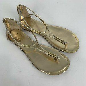 2 for $20 Dolce Vita Gold Archer Sandals